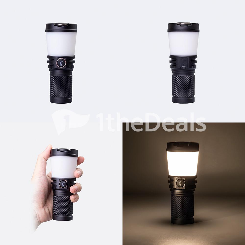 Lumintop CL2 lantern grid