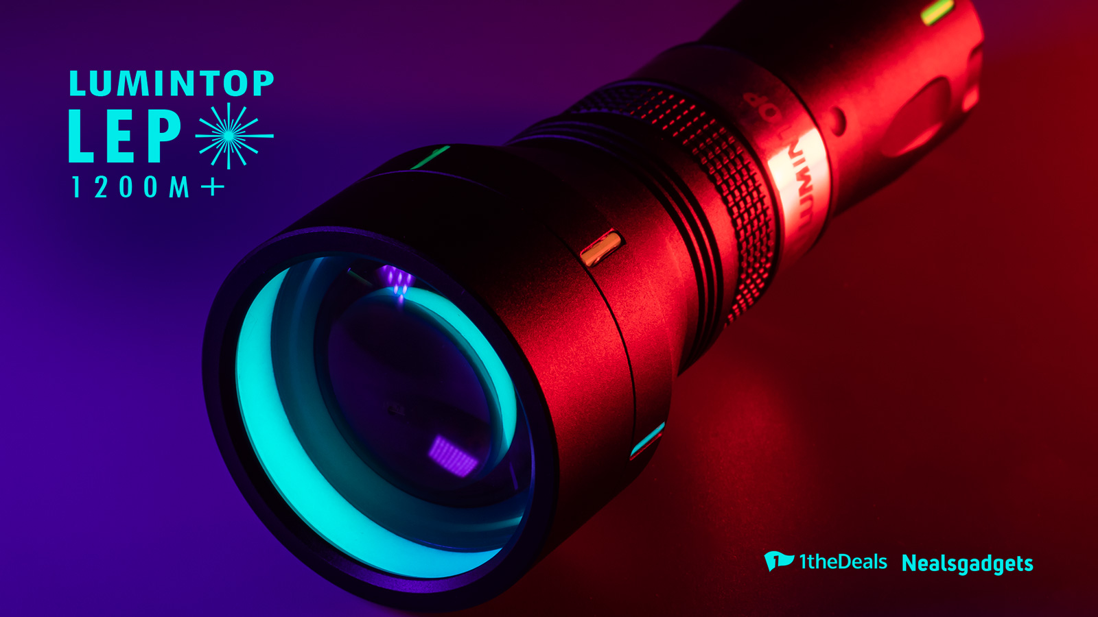 1thedeals LUMINTOP LEP
