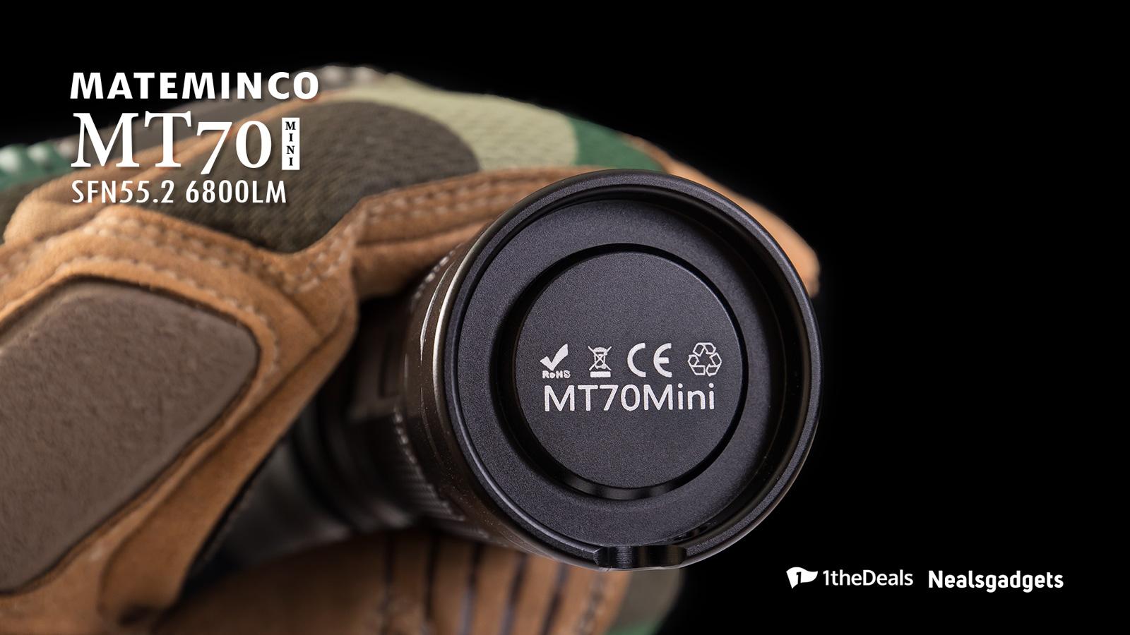 ©1theDeals Mateminco MT70 Mini SFN55.2